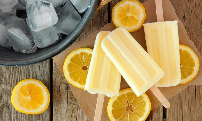 ghiaccioli limone