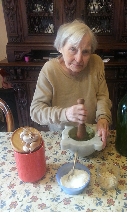 Nonna Leo