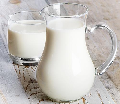 Latte senza muco