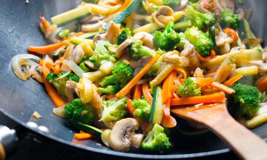wok vapore
