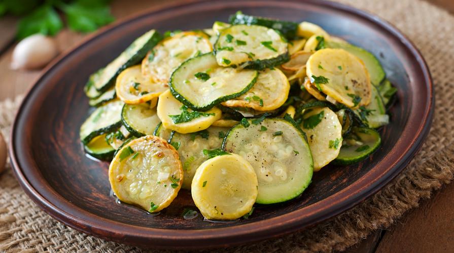 zucchine sott'olio