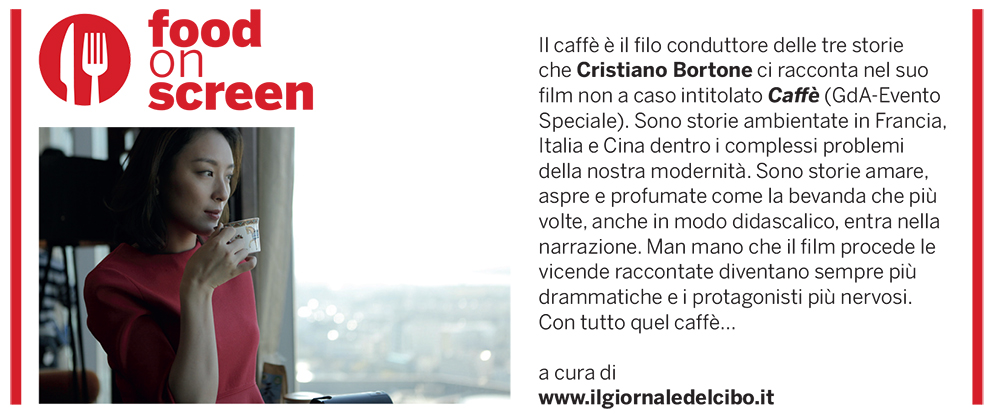 Food on screen 2 settembre