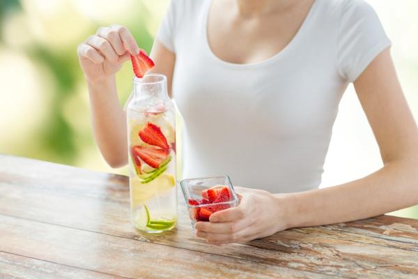 acqua frutta