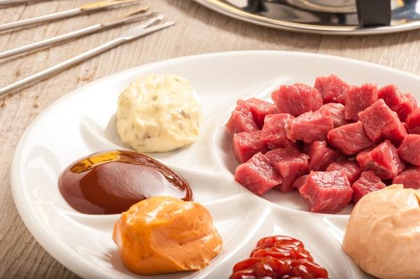 fondue bourguignonne