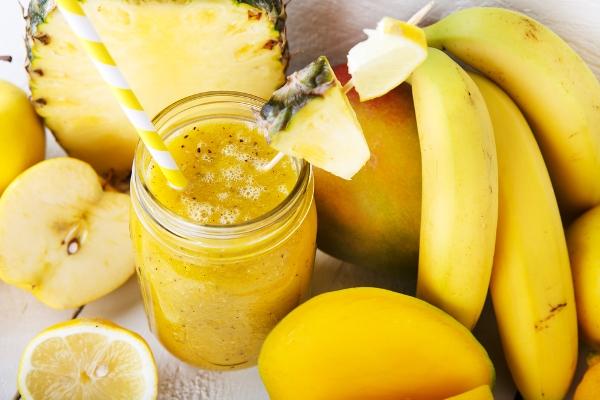 frutta gialla