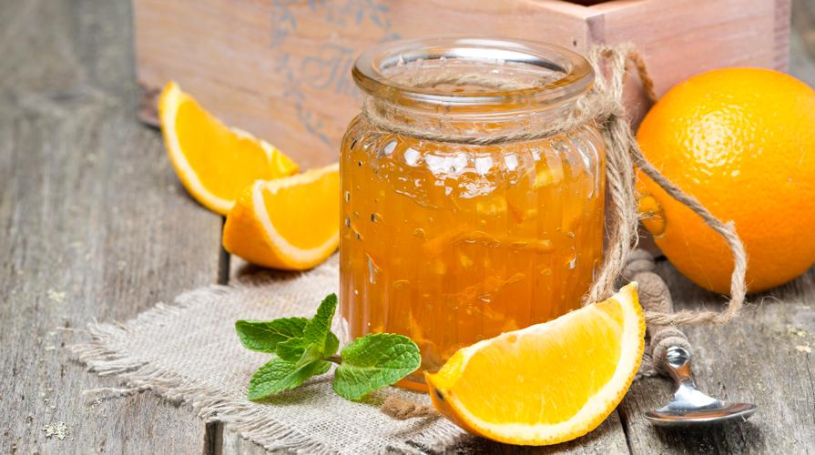 marmellata di arance e mele