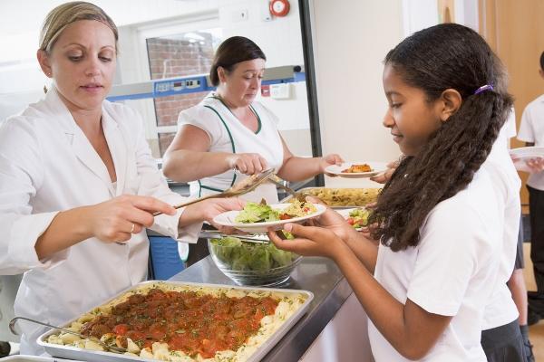 pranzo scuola