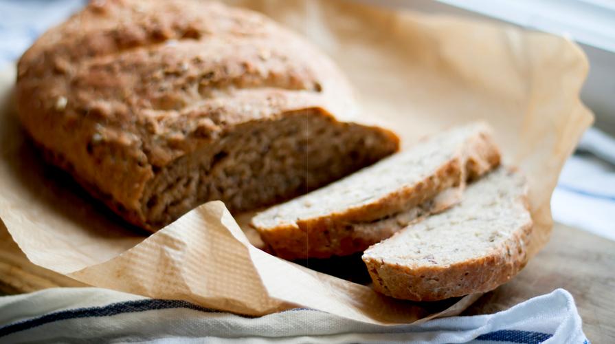 Pane con farine alternative