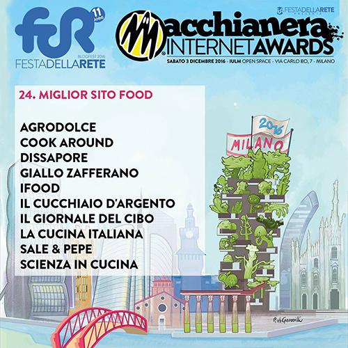 Macchianera- Internet Awards 2016