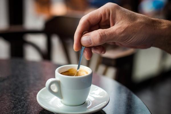 bevitori di caffè