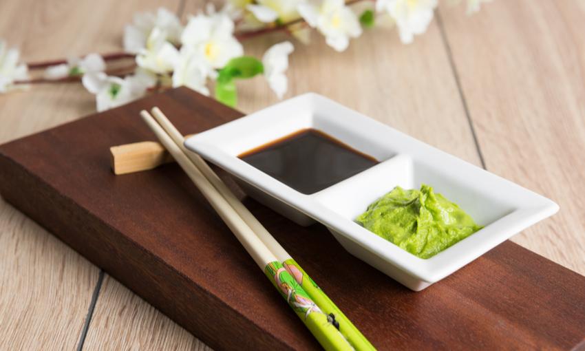 come usare il wasabi