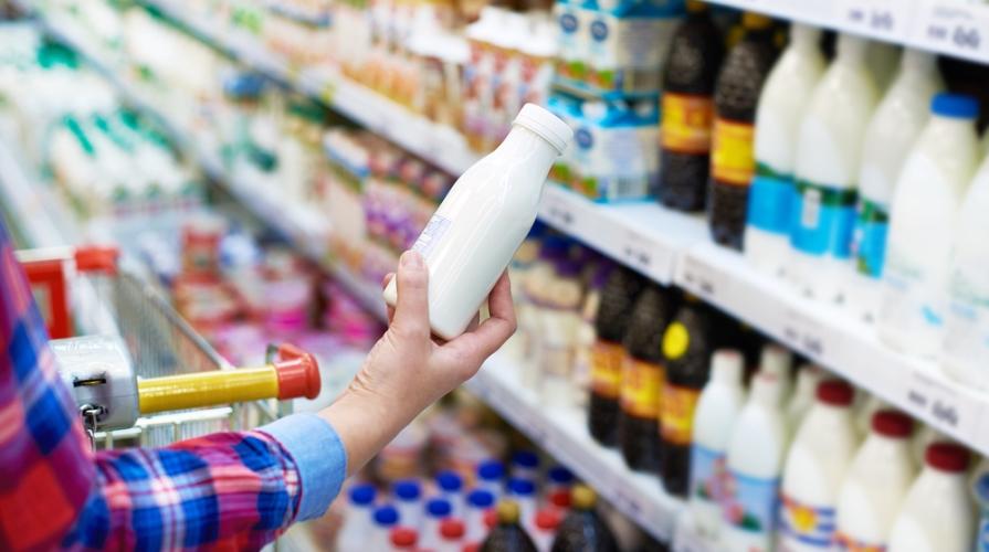 etichette latte