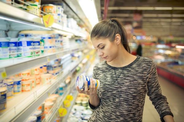 nuove etichette latte