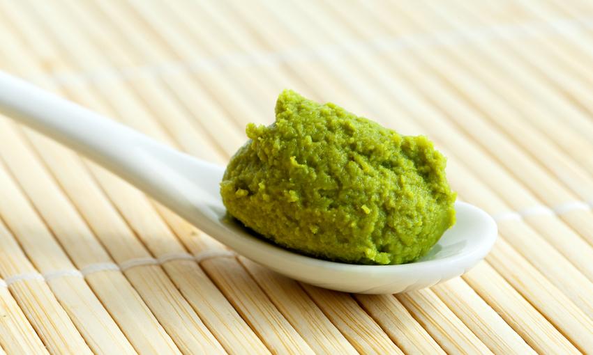 ricetta wasabi