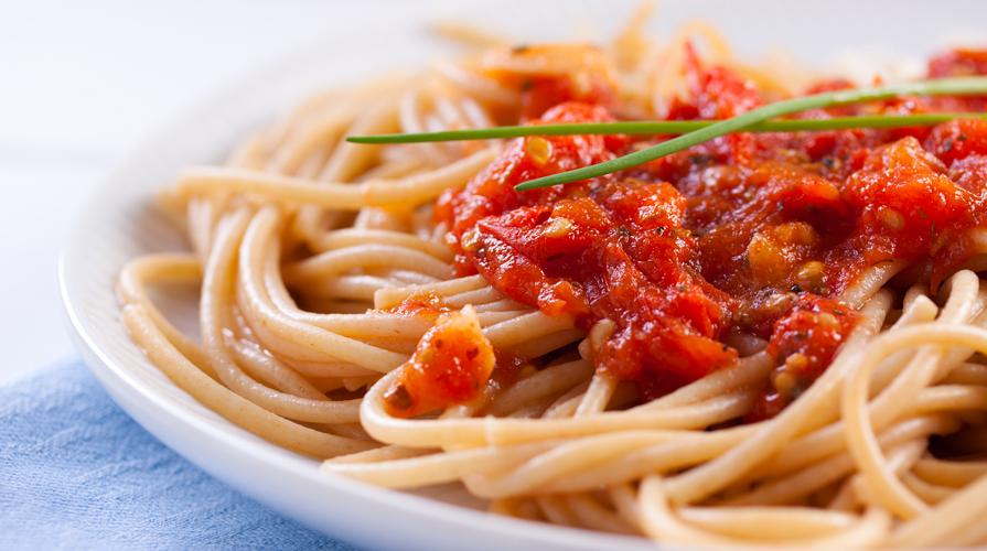 spaghetti con le vongole scappate