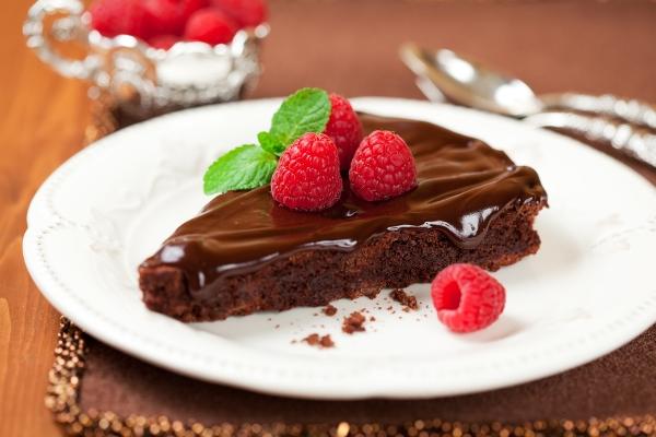 torta senza lievito