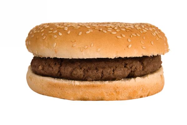 hamburger sintetico
