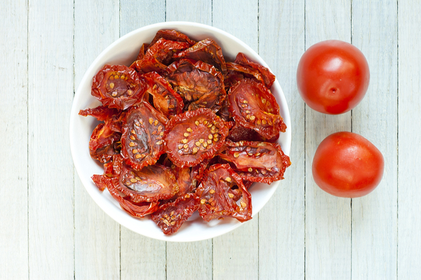 ricette con pomodori secchi