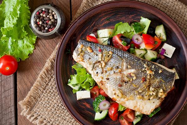 marinatura pesce al forno