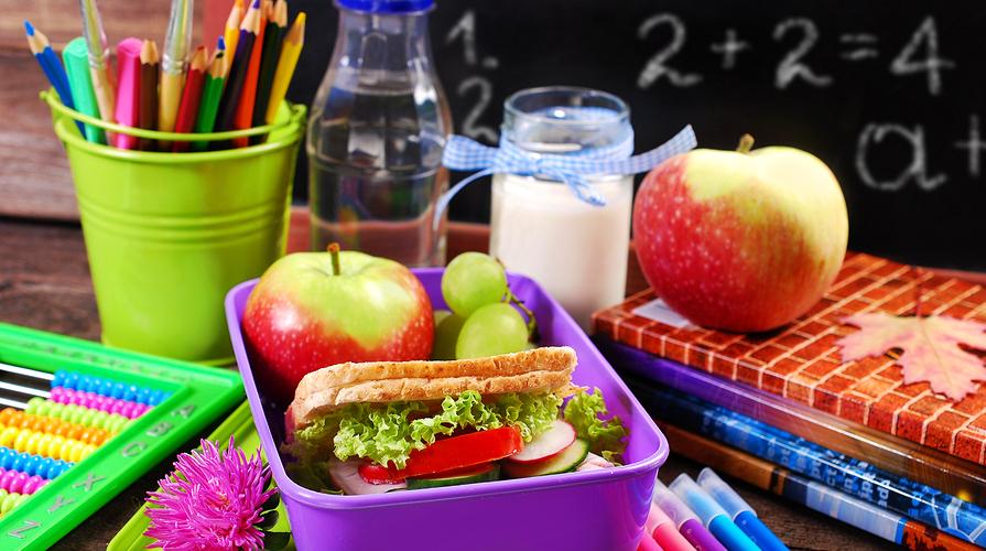 pasto da casa e mensa scolastica