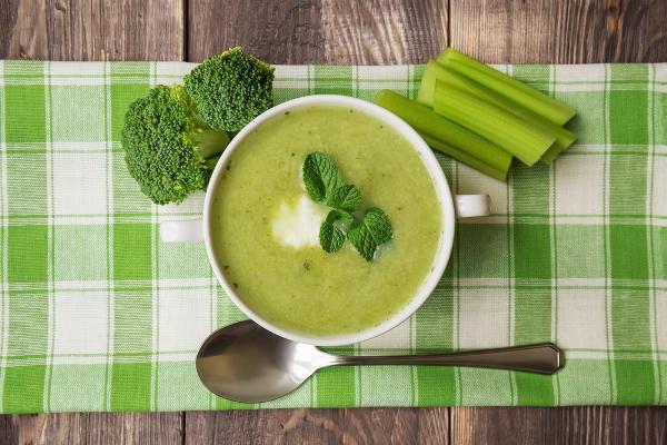 vellutata broccoli