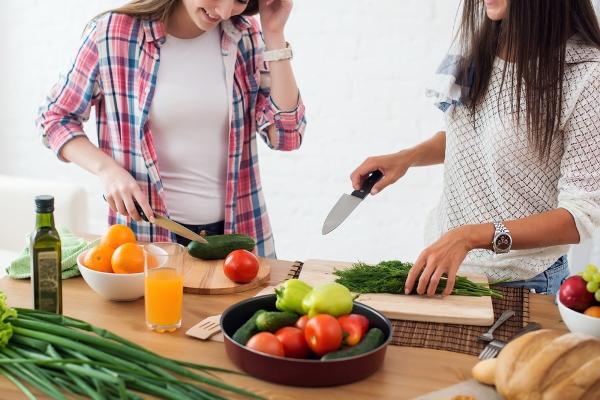 cucinare verdura