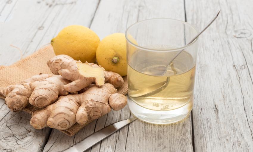 acqua zenzero limone
