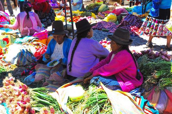 mercato indio perù
