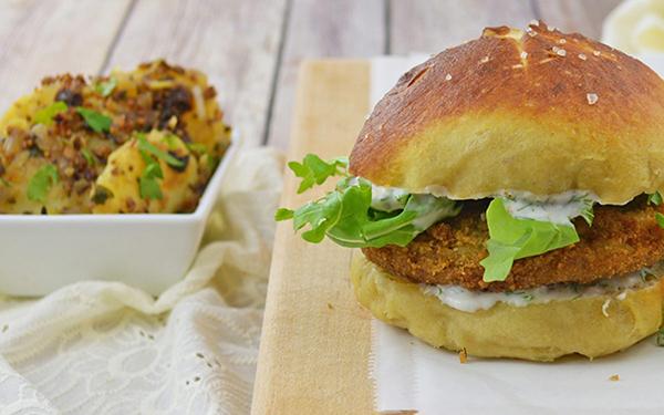 schnitzel-burger