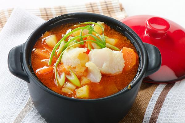 zuppa leggera