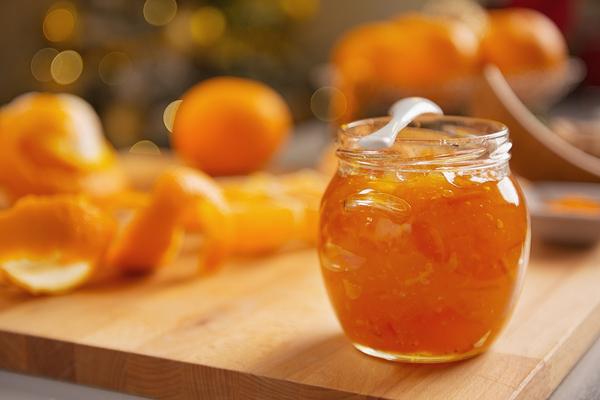 confettura arancia