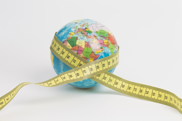 obesità nel mondo