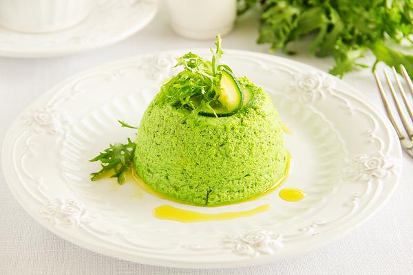Flan di verdure