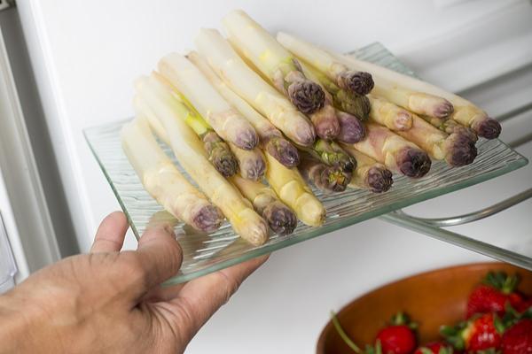 conservare gli asparagi