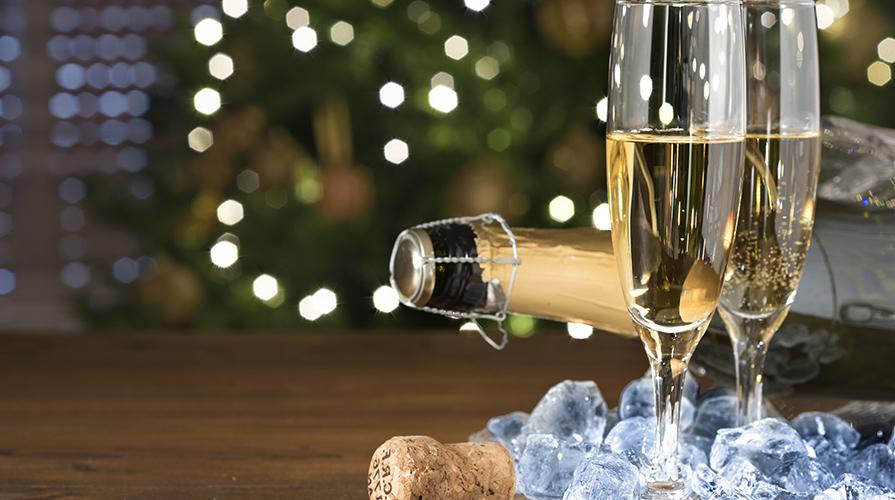 brindisi capodanno bottiglie