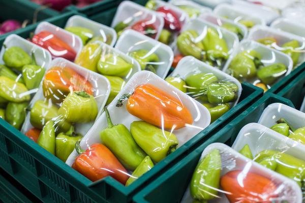 verdura confezionata