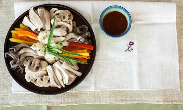 Cucina vegana zen