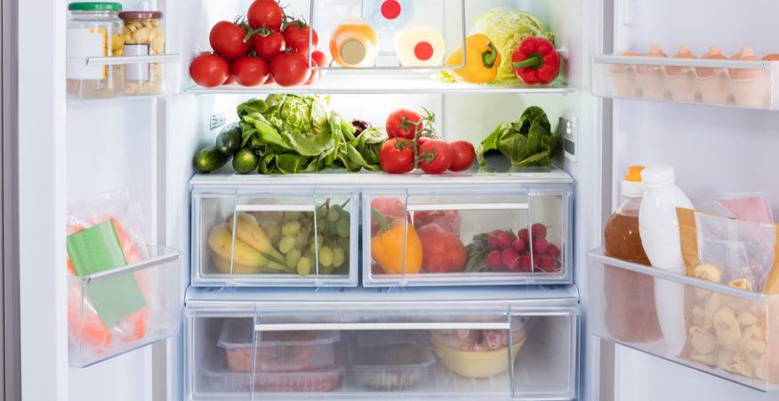 conservare in frigo