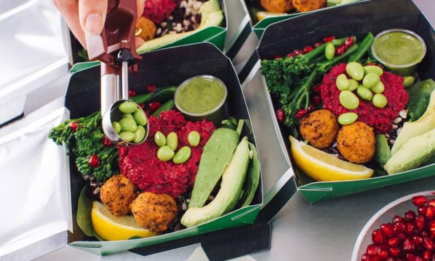 pret a manger vegan
