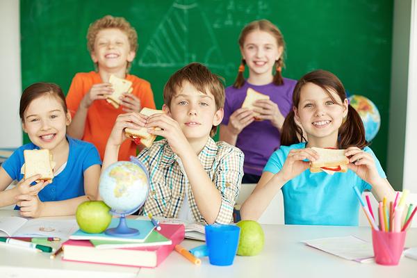 panino a scuola