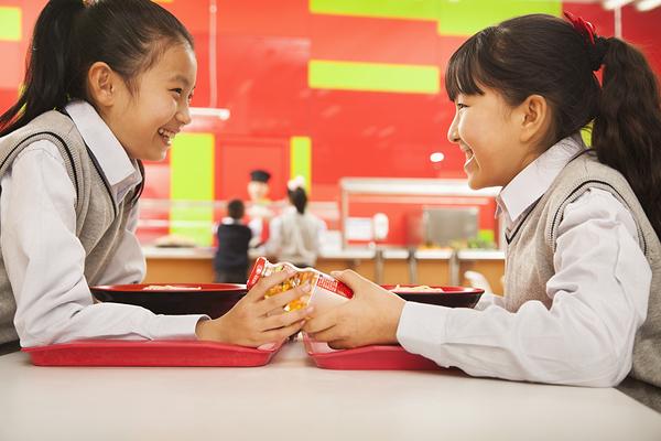 scuola pasto