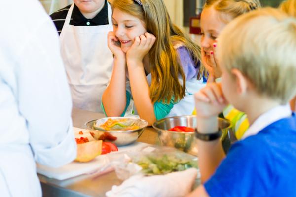 laboratori cucina a scuola
