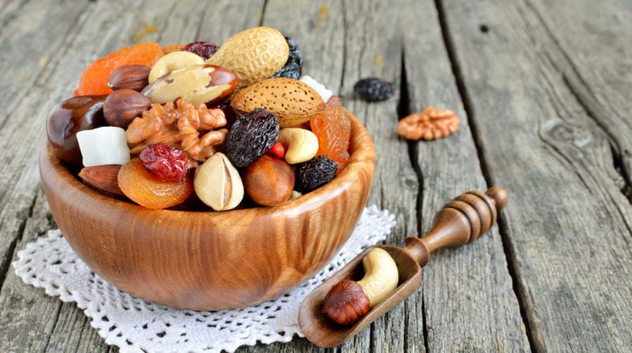 Quando mangiare la frutta secca