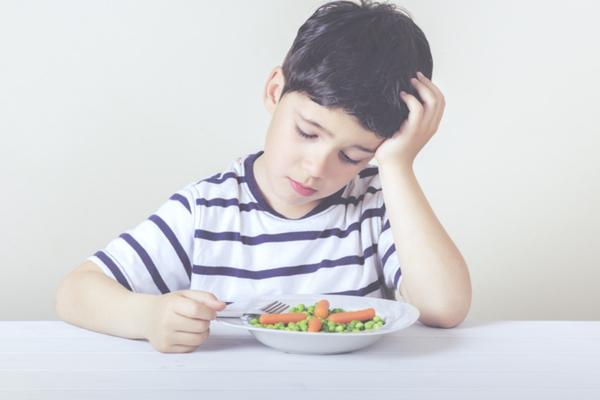 Disturbi alimentari bambini