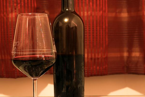 vino rosso solfiti