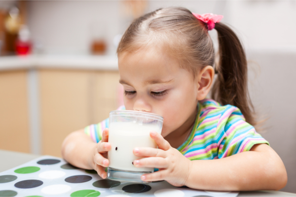 Latte contro raffreddore