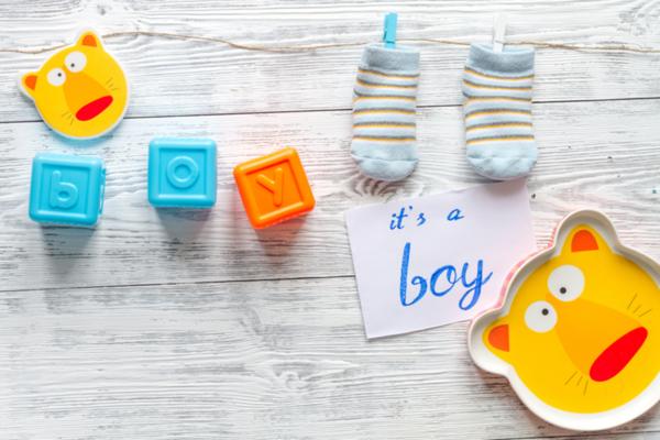 Baby shower regali
