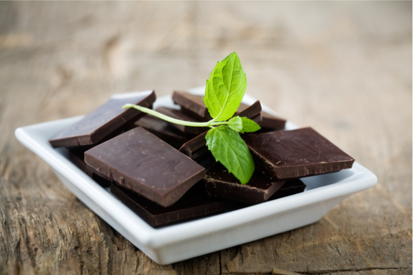 cioccolato brucia grassi