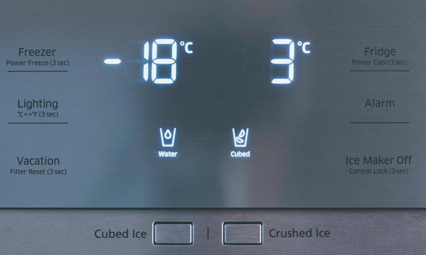 temperatura frigo