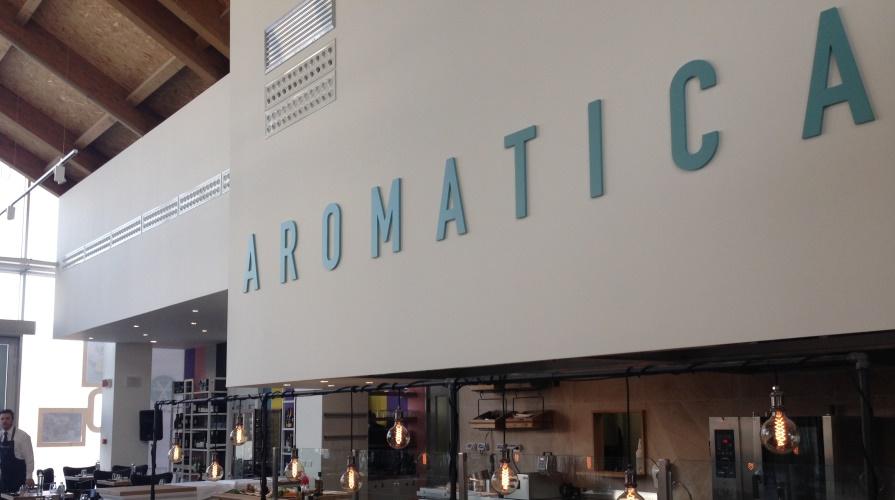 ristorante aromatica milano